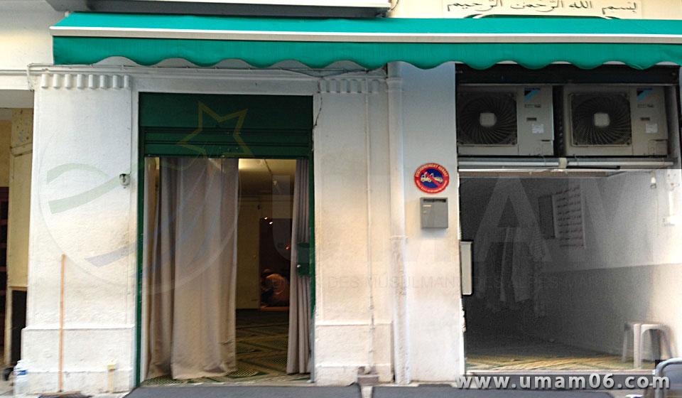 salle de pri re el wahda nice alpes maritimes. Black Bedroom Furniture Sets. Home Design Ideas